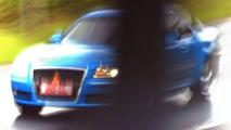 VW Phaeton Coupe Cabrio Spy Photos