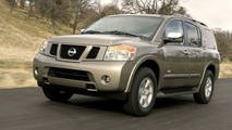 2008 Nissan Titan and Armada Pricing Announced (US)