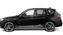 2011 BMW X3 (F25) by AC Schnitzer [video]