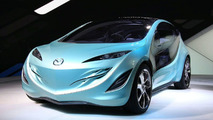 Mazda Kiyora Concept Grabs its Share of the Limelight in Paris