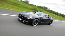 Mercedes SLS Roadster pimped to 702PS by VÄTH Automobiltechnik