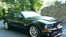 Carroll Shelby's 2009 Mustang GT500KR