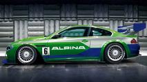Alpina Returns to Racing with B6 GT3