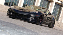 Corvette Z06 Black Edition by Geigercars