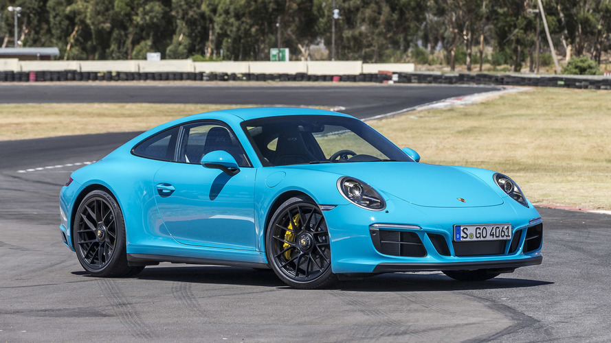 2017 Porsche 911 Carrera GTS First Drive: Falling for the middle child