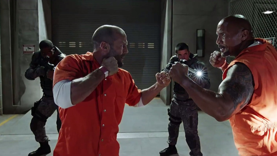 Un premier trailer explosif pour Fast and Furious 8