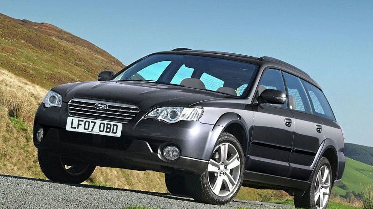 Subaru Outback Limited Edition