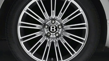 Bentley Continental Flying Spur Speed wheel