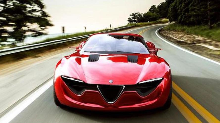 Alfa Romeo working on Ghibli-based 6C coupe and sedan - report