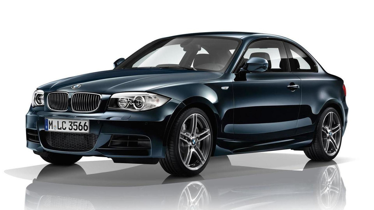 2012 BMW 1-Series Coupe Sport Edition 12.1.2012