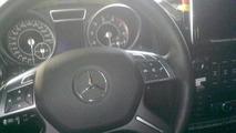 Mercedes G65 AMG spy photo - 07.10.2011