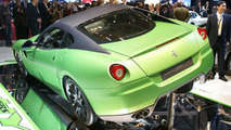 Ferrari 599 HY-KERS Hybrid System Explained in 3D Animation [Video]