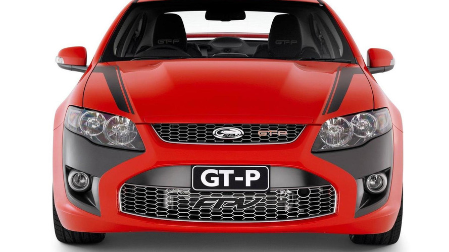 2011 FPV GT range announced with 5.0 supercharged V8 in Australia
