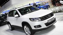 2012 Volkwagen Tiguan facelift revealed in Geneva