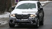 BMW X5 Facelift First Spy Photos