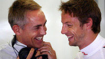 Whitmarsh backs Button's desire to push on