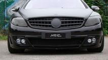 MEC Design CL-Class W216 2face body kit