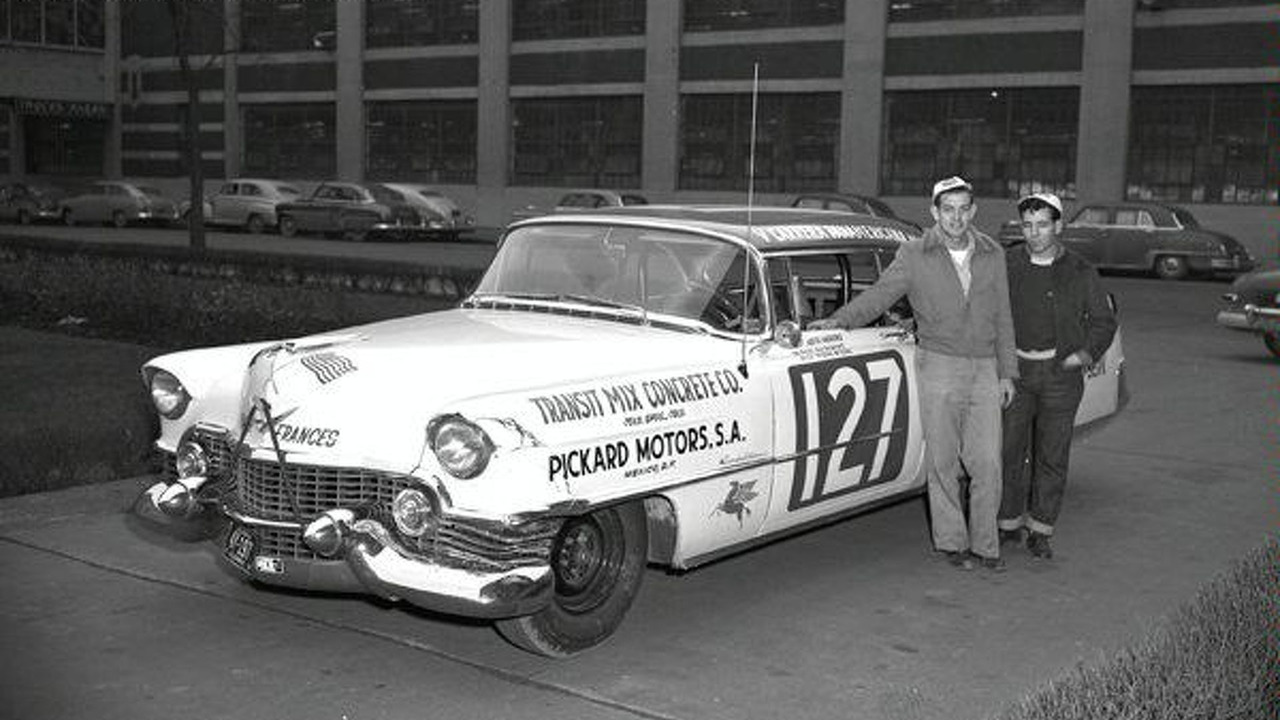 1954 Carrera Cadillac