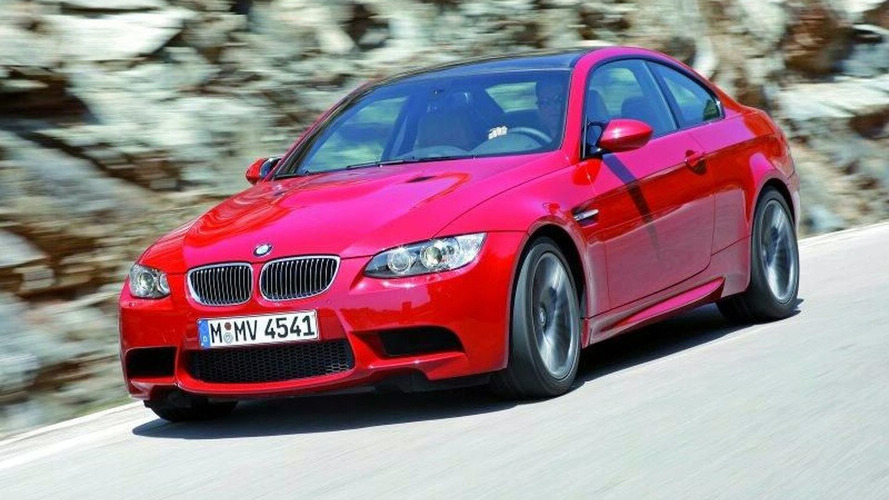 Simulated BMW M3 Ride- From Bmw's Press Event