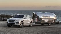 Bentley - Aller au camping avec son Bentayga ?