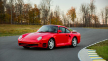 1987 Porsche 959 Komfort Auction