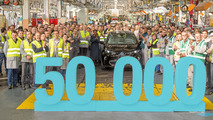 Renault produces 50,000th Zoe EV