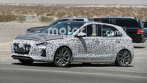 Hyundai i30 N Spy Pics