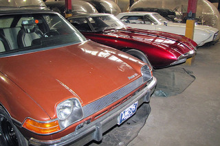 A Secret Detroit Warehouse is Home to the Rarest American Cars Ever Made