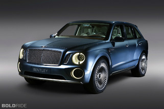Bentley Confirms First-Ever SUV For Production