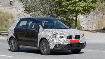 Suzuki SX4 S-Cross facelift spied with BMW-inspired camouflage