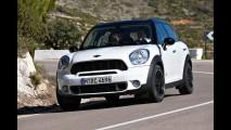 MINI Countryman Crossover 2011 - Veja vídeos e fotos do 1° modelo 4x4 da marca