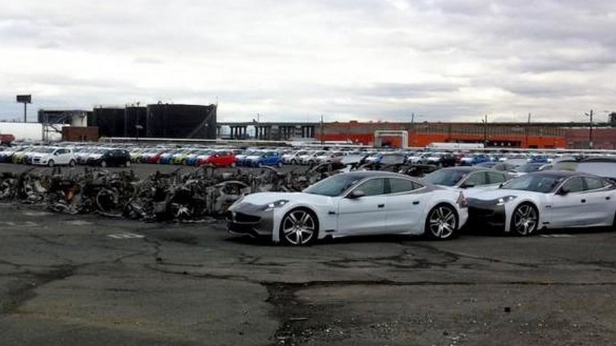 $30M in cars destroyed by Sandy according to Fisker