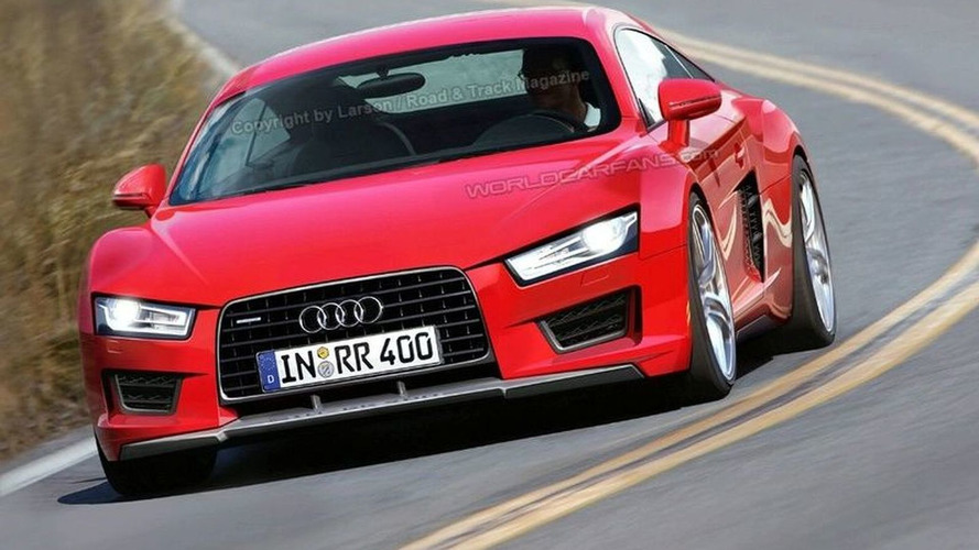 Speculations: Production Audi e-tron to be Named R4