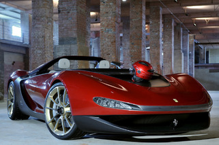 Pininfarina Sergio Concept Honors One of the Greats