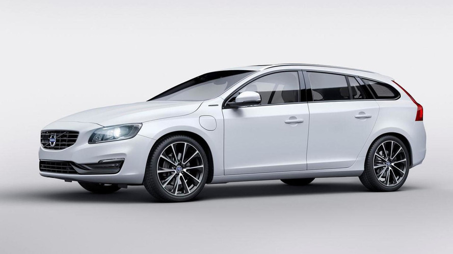 Volvo V60 D5 Twin Engine Special Edition announced for Geneva