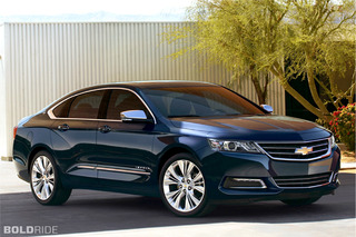 Future Ride: 2014 Chevrolet Impala