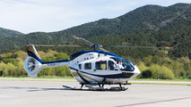 Airbus H145 Mercedes-Benz Style helicopter