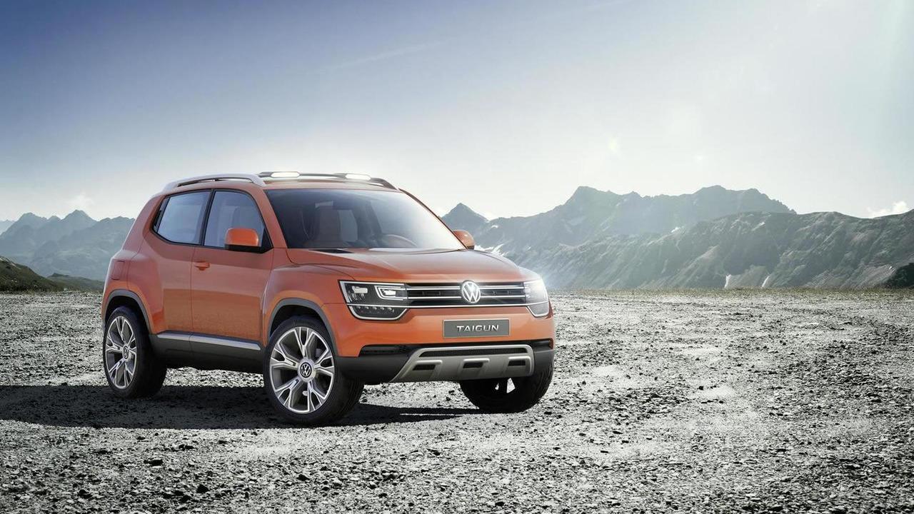2014 Volkswagen Taigun concept