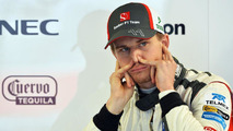 Hulkenberg not paid by struggling Sauber