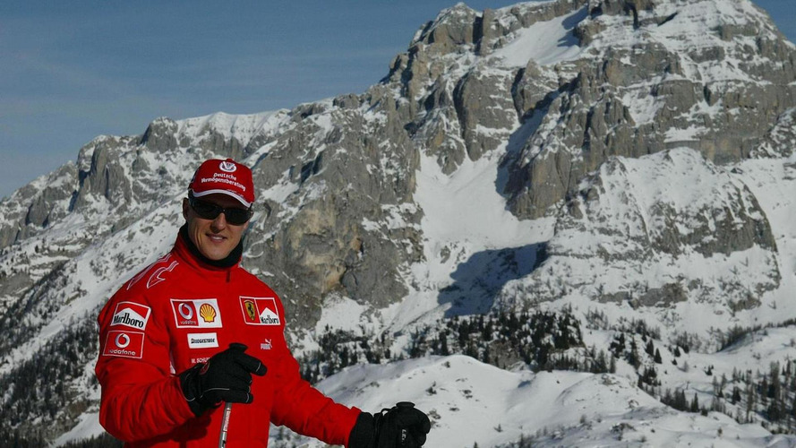 Manager reveals 'good news' about injured Schumacher