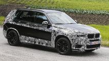 Next-gen BMW X5 M spied once again