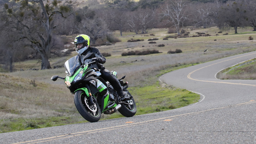 First Ride: 2017 Kawasaki Ninja 650