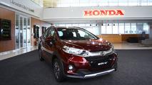 Contato - Novo Honda WR-V é apenas um Fit