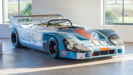 Now is your chance to own a real Porsche 917
