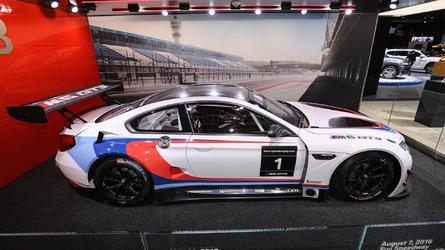 Race cars: Detroit 2017