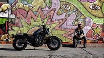 Honda Rebel 300 and Rebel 500