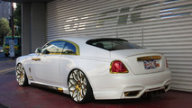 Rolls-Royce Wraith by Office-K is not exactly what we would call elegant