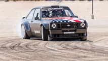 Ken Block reveals modified 1978 Ford Escort Mk2 RS with 333 bhp for Gymkhana [video]