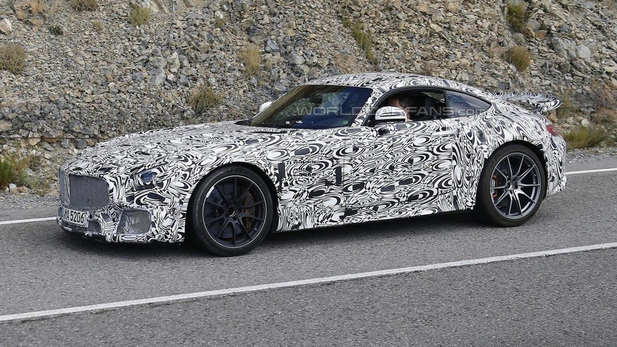 Hot Mercedes-AMG GT confirmed for summer reveal with active aero