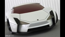 Lamborghini Indomable Concept by Daniel Chinchilla Ochoa
